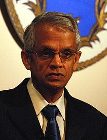 Professor Veerabhadran Ramanathan