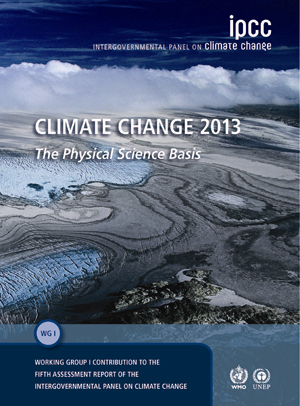 5th IPCC Report Credit : Intergovernmental Panel on Climate Change, IPCC