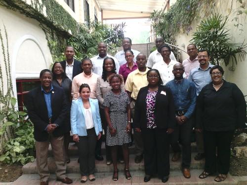 Participants of the SPCR Workshop