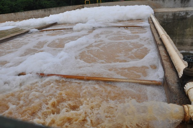 Guyana beverage manufacturer Banks DIH Limited treats all waste water, making it safe for disposal into the environment. Credit: Desmond Brown/IPS