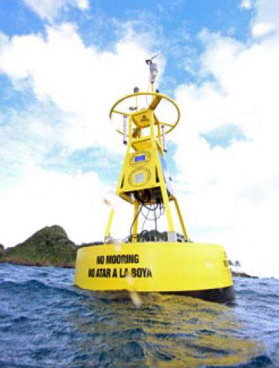 Coral Reef Early Warning System (CREWS)