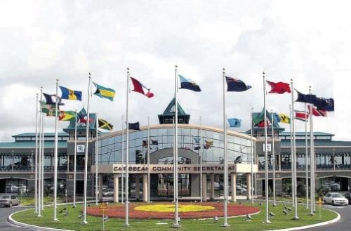 The Caricom headquarters in Guyana
