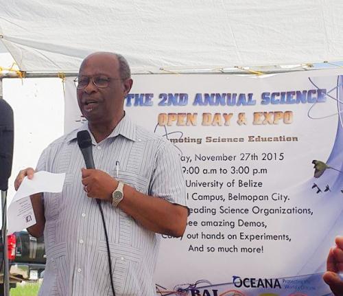 Kenrick Leslie, Executive Director, CCCCC
