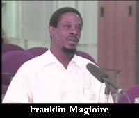 Franklyn Magloire,