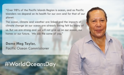 world oceans day 2016