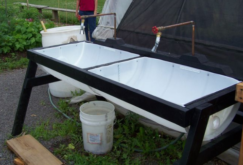 Photo Credit: DIY Alternative Energy - Creative Ideas to re-use plastic drums